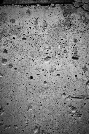 Cracked rough concrete texture with nobody