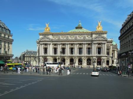 palais garnier: Palais Garnier in Paris