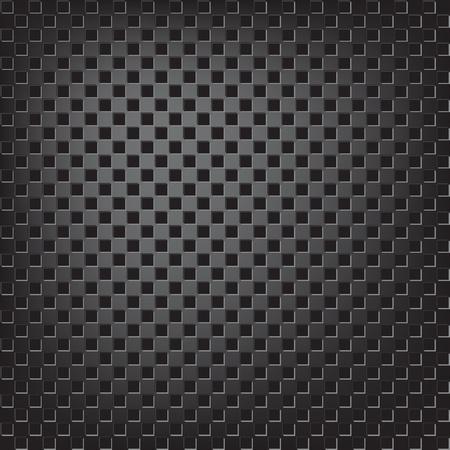 Texture of square metalic mesh Vector