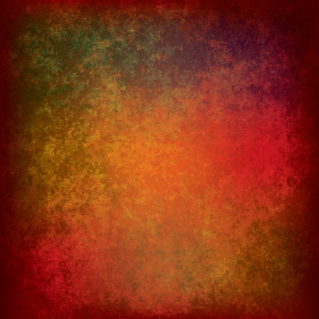beige: abstract grunge background of dirty red texture Illustration