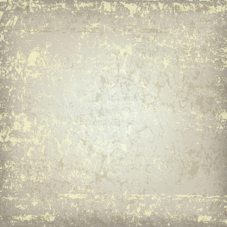 scratched: abstract grunge beige background dirty wooden plank Illustration