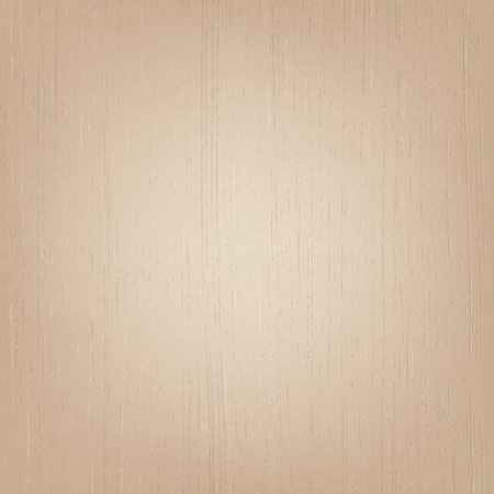 smooth wood: abstract texture wooden plank painted of beige color Illustration