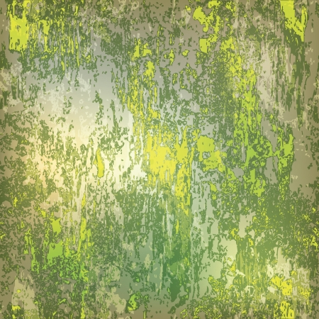 rusted: abstract seamless texture of green rusted metal