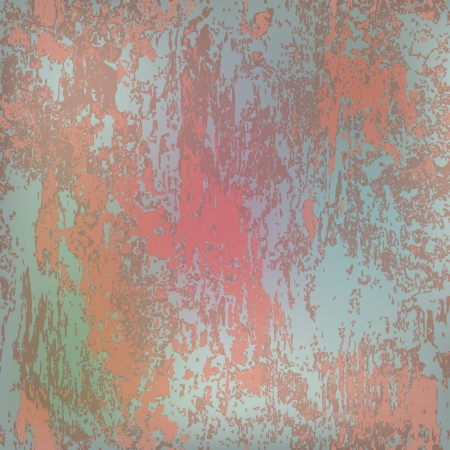 abstract seamless texture of grey rusted metal Stock Illustratie