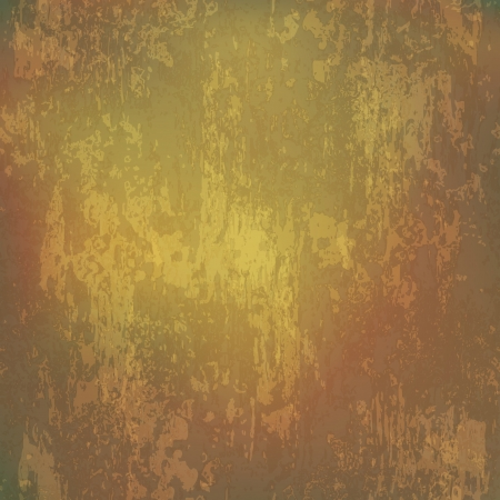 bad condition: abstract grunge background of green yellow vintage texture