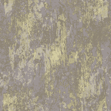 grey texture: abstract naadloze grijze textuur van verroeste metalen Stock Illustratie