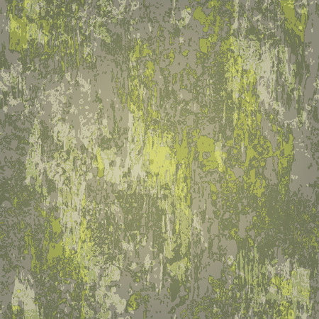 rusted: abstract seamless texture of dark green rusted metal