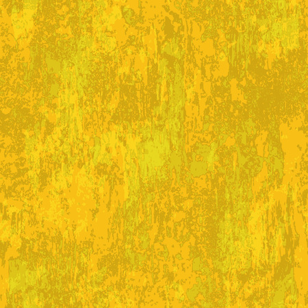old square: abstract seamless yellow texture of dirty stone Illustration