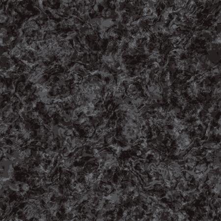 piso piedra: mármol negro abstracta perfecta textura de fondo vector