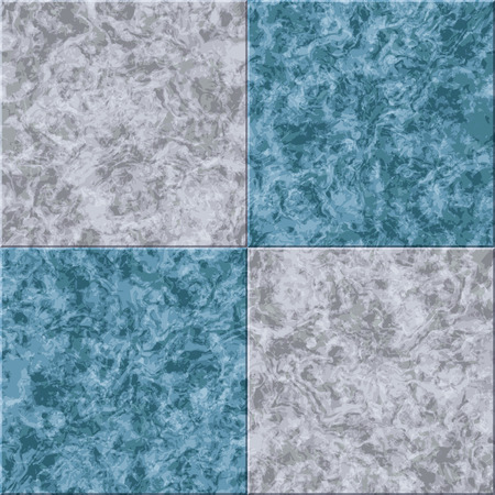 tiled: abstract blue gray marble seamless texture vector tiled background
