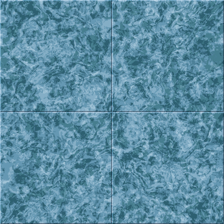 tiled: abstract blue marble seamless texture vector tiled background