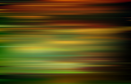 Abstract brown and green motion blur background
