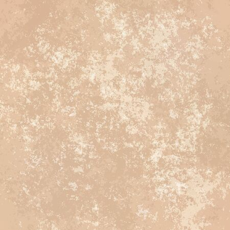 abstract illustration grunge brown background of old stone texture