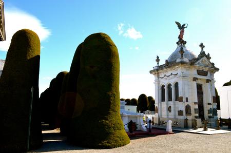 arenas: Punta Arenas Cemetery