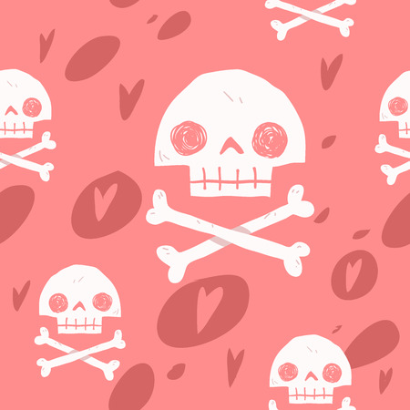 Seamless background. The vector flat texture for ui, web games, tablets, wallpapers, and patterns.