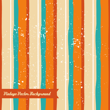 The vector hand draw background. Best for wedding cards, bedroom, bags. Vertical stripes. Imagens - 65216525