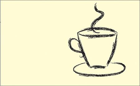 Kaffee. Tee.
