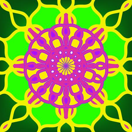 ácido: modelo abstracto para el diseño de ácido. ilustración vectorial Vectores