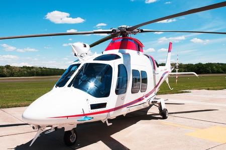 Helicopter new Standard-Bild