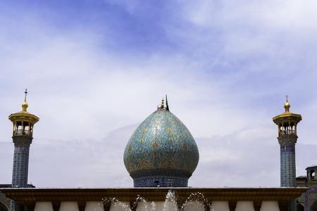 Shah-e-Cheragh complex Shrine and mausoleum in Shiraz,Iran
