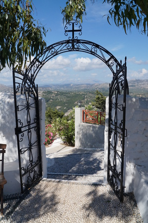 tsambika: Mount Tsambika, Rhodes