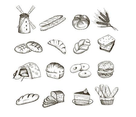 produits céréaliers: et la cuisson du pain