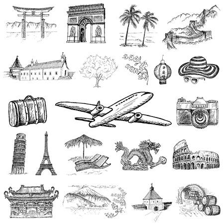 boceto: el tiempo de viaje