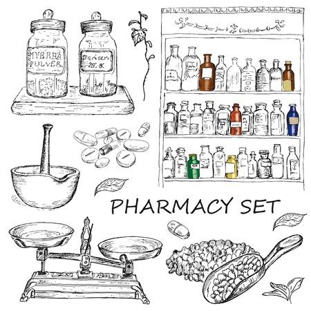 pharmacy symbol: pharmacy