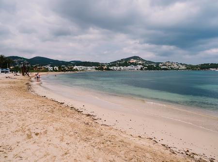 Talamanca beach, Ibiza island, Spain