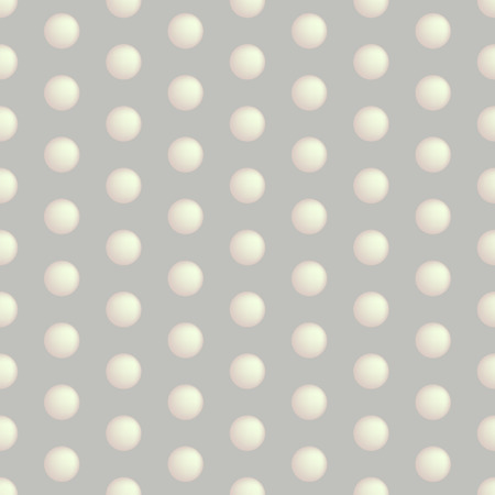 perls: Pearls, Seamless background with a set of abstract pearls