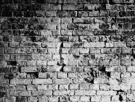 Old grounge brick wall texture or background