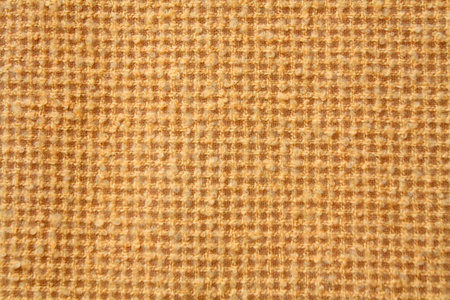 orange rug fabric texture as a background photo