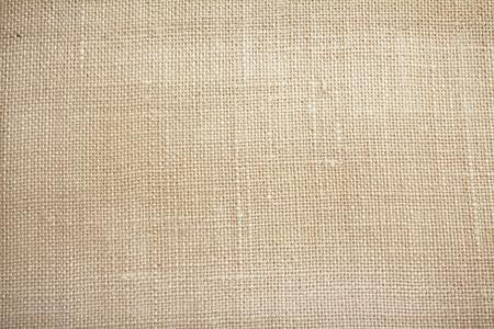 canvas texture with vingette close up Stock Photo