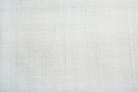 cloth: canvas texture with vingette close up Stock Photo