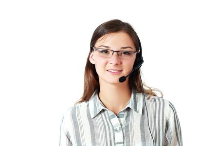 handsfree phone: Support phone operator in headset