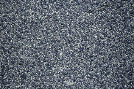 Brand new asphalt texture close up details