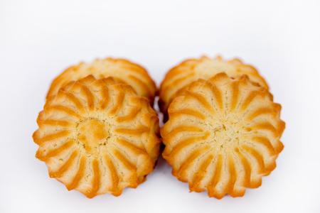 shortcake: shortcake a surprise on a white background isolate