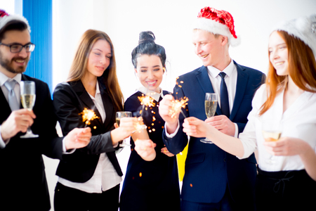 New year office party