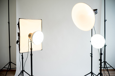 reflectors: Photo studio equipment