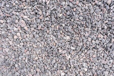 Gray background. grunge background. fine crushed stone