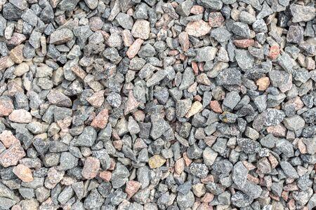 grunge background. fine crushed stone. Gray background