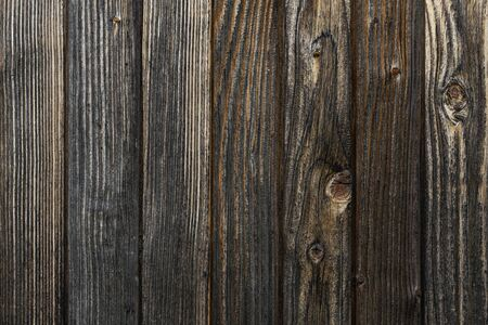 dark old shabby boards. wooden layout. wood background