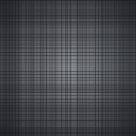 corrugated iron: Dark brushed metal illustration texture