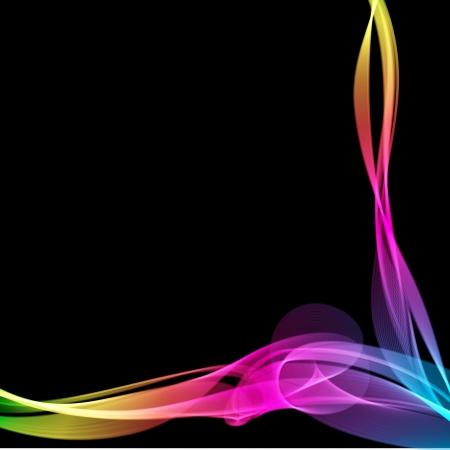 abstracte vormen: Abstracte kleurrijke driehoekjes achtergrond