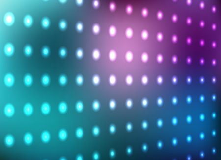 Blue and magenta light wall background  Vector