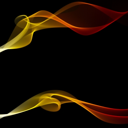 Abstract fire flames vector background Stock Vector - 14908160