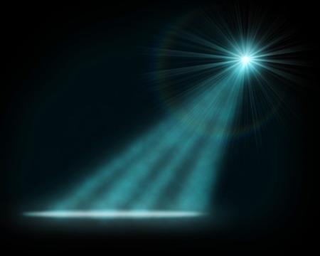 taget: Single blue taget light background.