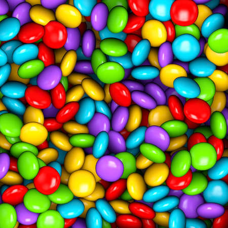 sweettooth: Small colorful candy background.