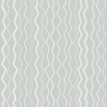 geometric lines: Seamless fractured vertical lines vector pattern.