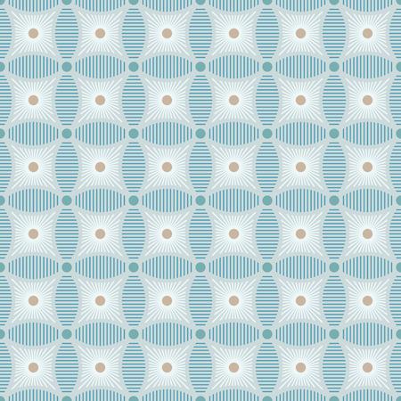 seamless patterns: Seamless diamond shaped geometric vector pattern.